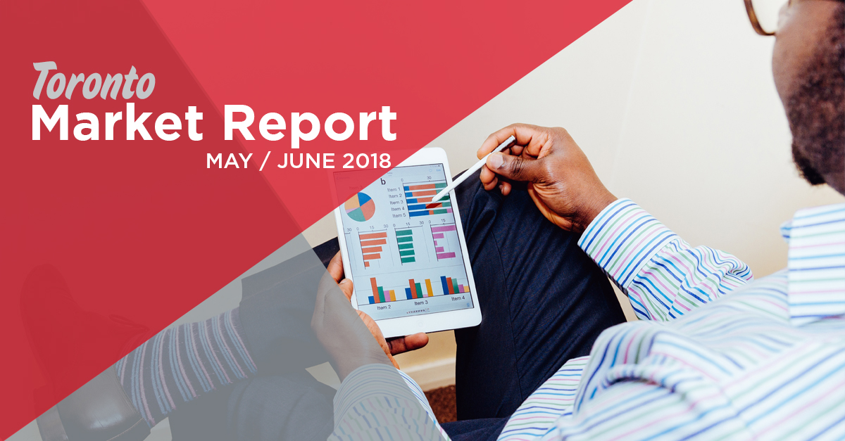 Toronto Real Estate Market Report May June 2018