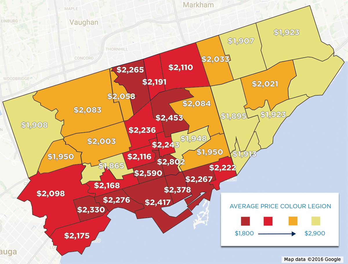 Toronto Condo Market Report November December 2019 Remax Condos Plus Toronto